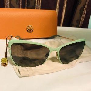 Tory Burch Sunglasses.